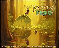 art princess frog jeff kurtti 9780811866354