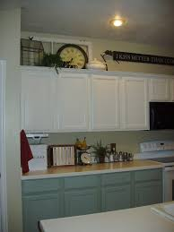 Lower Cabinets Right At Home Kitchen Before And After
