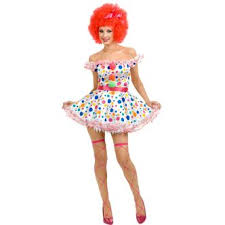 Ladies Clown Halloween Costumes 97 Jo Hen Party Images Clown Costumes Circus
