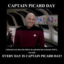 Jean Luc Picard Meme - captain picard day is here with images tweets 盞 oregonian