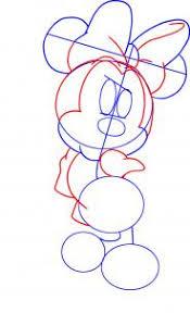 draw draw minnie mouse hellokids