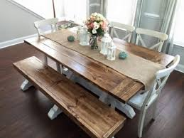 new and improved farmhouse table details tommy u0026 ellie in farm