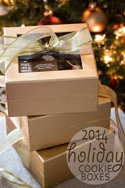 cookie box favors 2014 cookie boxes bake give