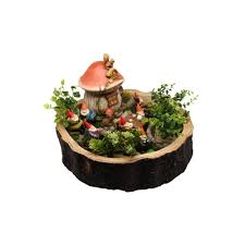 alpine gnome garden family kit gxt872 the home depot