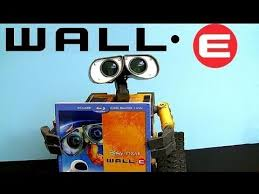 wall e unboxing review from pixar with talking robot