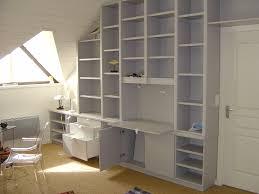 bureau dans un placard menuiserie couronné cuisine salle de bain placard dressing