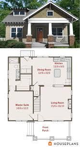 house and floor plans floor plan small craftsman bungalow floor plan and elevation best