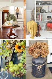 Fall Home Decor Catalogs - diy halloween thanksgiving decoration ideas affordable how to