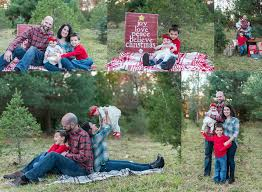 christmas tree farm holiday pictures nj family photographer