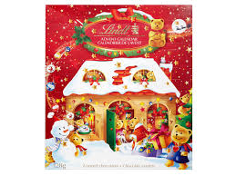 gourmet advent calendars put packaging mold designing
