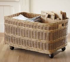 10 clever ways to use baskets