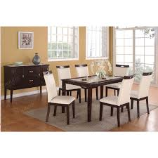 Cream Leather Dining Room Chairs Parson Dining Chairs Set Of 2 Cream Leather