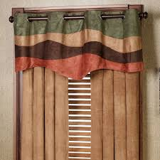tailored valances touch of class
