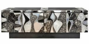 modern glass buffet cabinet marvellous modern glass buffet
