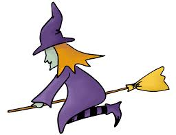 graphics of halloween witches and sorceress clip art clipartix