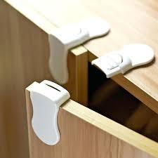 Plastic Kitchen Cabinet Doors Cabinet Door Child Locks Child Proof Kitchen Door Locks Kitchen