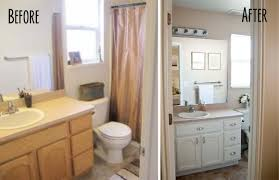 painted bathroom vanity before and after best bathroom decoration