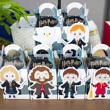 Where To Buy Harry Potter Candy Aliexpress Com Buy Harry Favor Box Candy Box Gift Box Cupcake