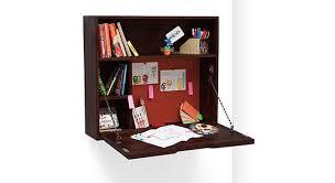 buy fleming folding wall desk study table inkgrid