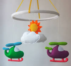baby crib mobile helicopter baby boy mobile zootoys