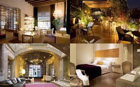 five luxury boutique hotels in barcelona mr connoisseur