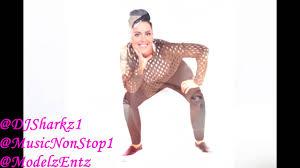 model katrina foster meets djsharkz sogonechallenge youtube