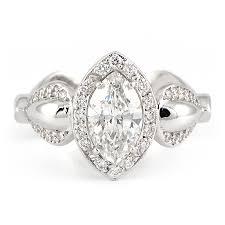 marquise diamond engagement ring marquise diamond halo engagement ring minnesota wixon jewelers