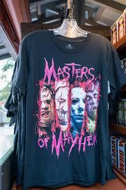 scary halloween shirts halloween horror nights 2017 u2013 complete insider u0027s guide