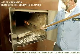 cremation remains hospice and nursing homes cremation process and storage of