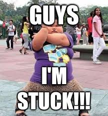 Chinese Kid Meme - guys i m stuck fat chinese kid quickmeme