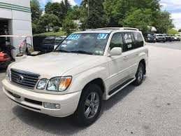 used lexus suv des moines 2007 lexus lx suv for sale 52 used cars from 15 299