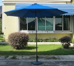 Patio Umbrella With Solar Led Lights by Solar Charger Umbrella Patio Umbrella With Led Light U0026 Usb