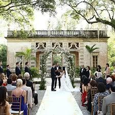Miami Wedding Venues The Best Villa Venues For A Miami Wedding Brides
