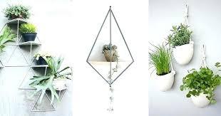 modern hanging planters modern wall planter modern hanging planter modern wall mounted plant