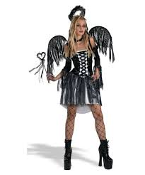 fallen angel costumes for men women kids parties costume