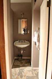 Very Tiny Bathroom Ideas Usable And Comfortable Very The Pleasure Of Tiny Things Belated New House Followup Part 3