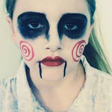 skeleton face makeup how to half human half skull face halloween