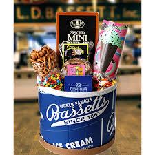 Ice Cream Gift Basket Bassett Ice Cream Philly Ice Cream
