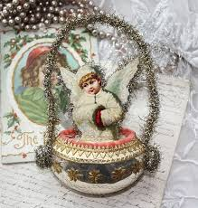 120 best scrap ornaments images on vintage