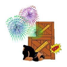 fuochi d artificio clipart botti di capodanno e fuochi artificiali pericolosi per tutti gli