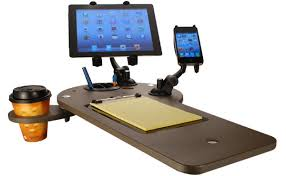 Car Office Desk Custom Car Mobile Office Vehicle Workstation Journidock