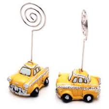 Nyc Wedding Favors by Nyc Checker Cab Table Numbers With Simple White Card Numbers Sk