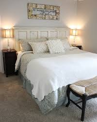 Rustic Themed Bedroom - beach themed bedrooms bedroom rustic with diy driftwood grey duvet