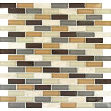 glass tile black friday home depot ms international paradise bay 12 in x 12 in x 8 mm glass and