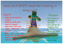 project based learning and minecraft mayhem 6 epic videos made