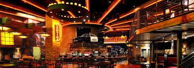 thunder road steakhouse interior restaurant design by i 5 design