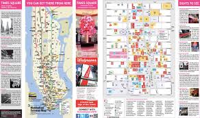 Times Square Map Bettymedia User Experience Ux Design U0026 Consulting