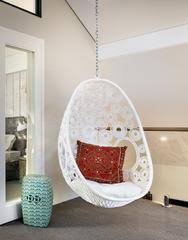 Chair That Hangs From Ceiling How To Hang An Egg Chair U2013 Hanging Out