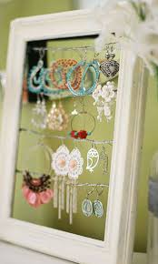 table picture display ideas 18 beautiful jewelry display ideas craft minute