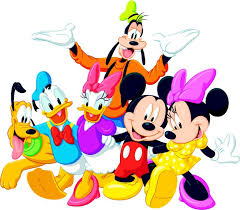 mickey and friends clipart clipart collection minnie